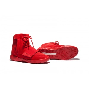 $69.00,Air Yeezy 750 All red Sneakers For Men in 155748