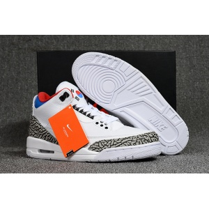2018 New Cheap Air Jordan Retro 3 South Korea Sneakers For Men in 190969