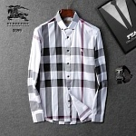 2018 New Cheap Burberry Shirts For Men # 195151