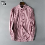 2018 New Cheap Gucci Long Sleeved T Shirts For Men in 195201