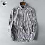 2018 New Cheap Gucci Long Sleeved T Shirts For Men in 195203