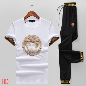$65.00,2019 New Cheap Versace Tracksuits For Men For Men in 206342
