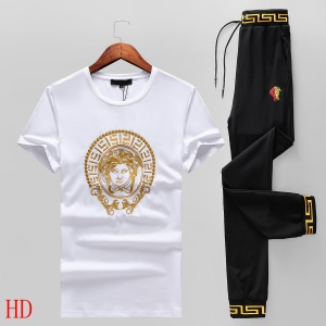 $65.00,2019 New Cheap Versace Tracksuits For Men For Men in 206345