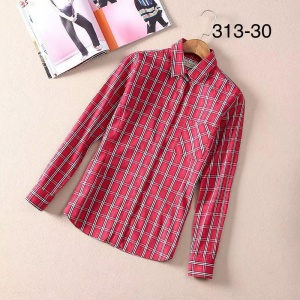 $29.00,2019 New Cheap Burberry Shirts For Women # 206886