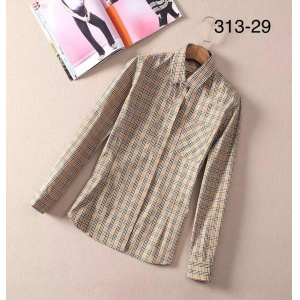 $29.00,2019 New Cheap Burberry Shirts For Women # 206887