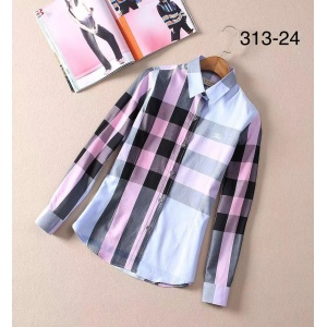 $29.00,2019 New Cheap Burberry Shirts For Women # 206889