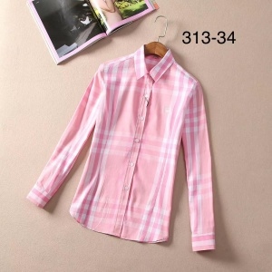 $29.00,2019 New Cheap Burberry Shirts For Women # 206890