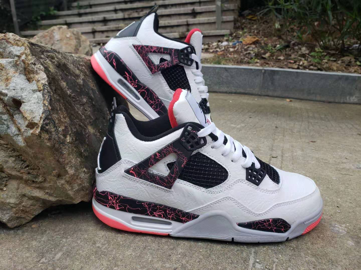 2019 New Cheap Nike Air Jordan Retro 4 Sneakers For Men in 206352, cheap Jordan4, only $62!