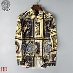 2019 New Cheap Versace Shirts For Men in 206351