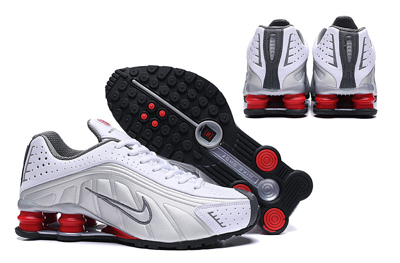 Cheap 2019 Nike Shox R4 Sneakers For Men in 208353, cheap Nike Shox R4 Men's Shox R4, only $43!