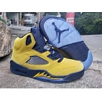 2019 New Cheap Air Jordan Retro 5 Sneakers For Men in 208814