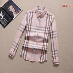 $33.00,2019 New Cheap Burberry Long Sleeved Shirts For Men # 210752
