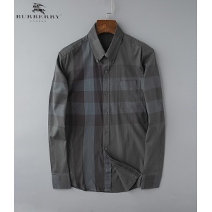 $29.00,2020 Cheap Hugo Burberry Sleeve Shirts For Men in 215820