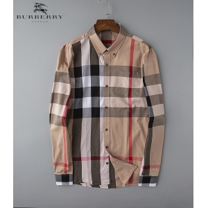 $29.00,2020 Cheap Hugo Burberry Sleeve Shirts For Men in 215821