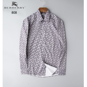 $29.00,2020 Cheap Burberry Sleeve Shirts For Men in 215827