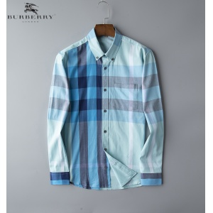 $27.00,2019 Cheap Burberry Shirts For Men in 216476