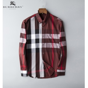 $27.00,2019 Cheap Burberry Shirts For Men in 216477