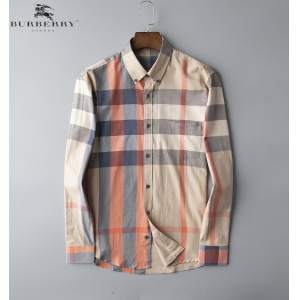 $27.00,2019 Cheap Burberry Shirts For Men in 216479