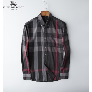 $27.00,2019 Cheap Burberry Shirts For Men in 216481