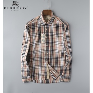 $27.00,2019 Cheap Burberry Shirts For Men in 216482