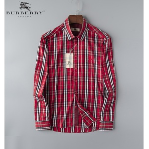 $27.00,2019 Cheap Burberry Shirts For Men in 216483