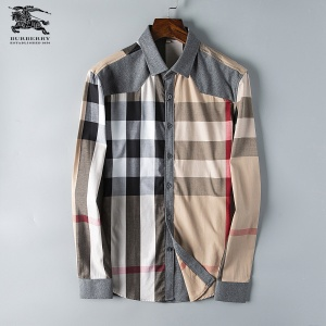 $27.00,2019 Cheap Burberry Shirts For Men in 216486