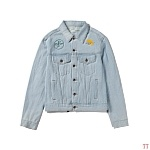 2019 Cheap Off White Jeans Jackets Unisex # 216568