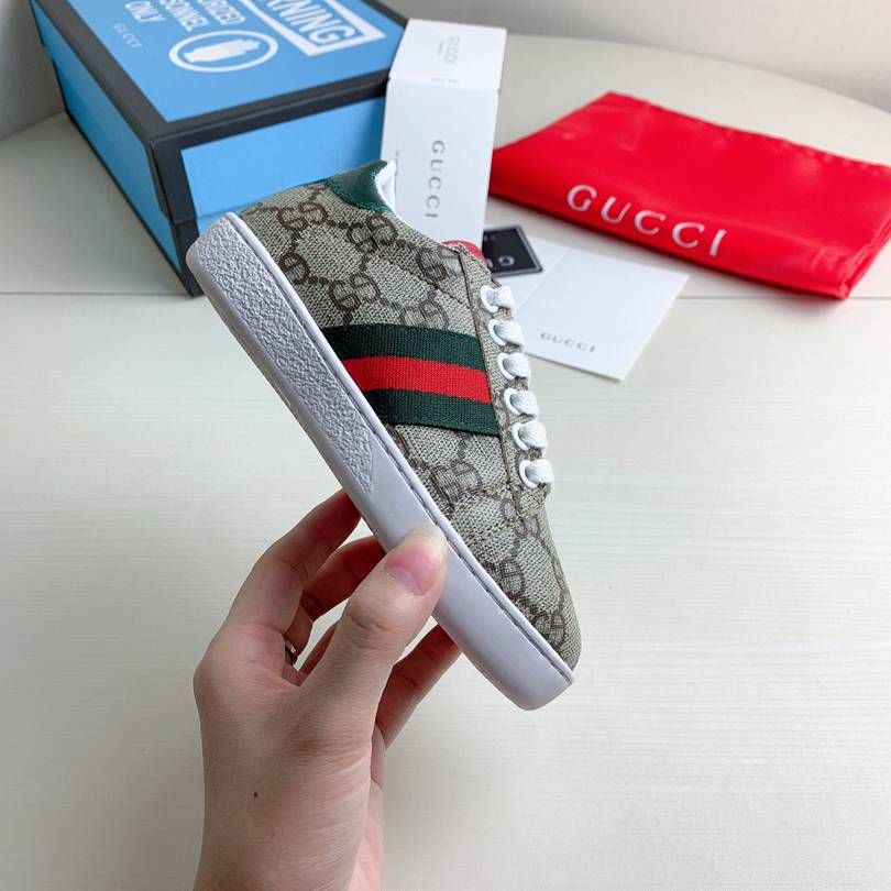 2020 Cheap Gucci Shoes For Kids # 217527, cheap Shoes for Kids Gucci Shoes For Kids, only $56!