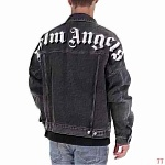 2020 Cheap Palm Angels Jeans Jackets For Unisex # 217163