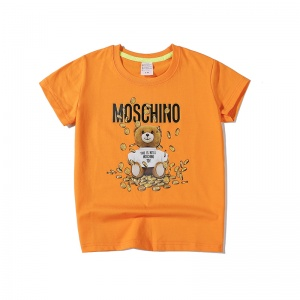 2020 Cheap Moschino Short Sleeve T Shirts For Kids # 218569