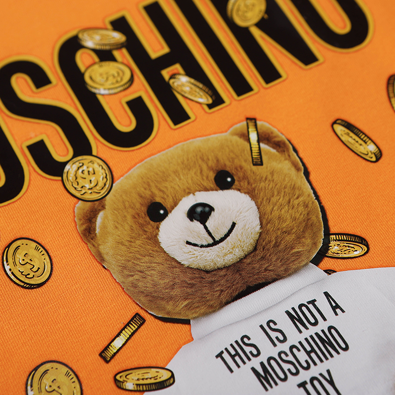 2020 Cheap Moschino Short Sleeve T Shirts For Kids # 218569, cheap Moschino T Shirts, only $26!