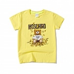 2020 Cheap Moschino Short Sleeve T Shirts For Kids # 218564