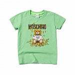 2020 Cheap Moschino Short Sleeve T Shirts For Kids # 218566