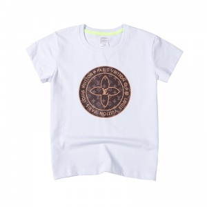 $26.00,2020 Cheap LV Short Sleeve T Shirts For Kids # 218934