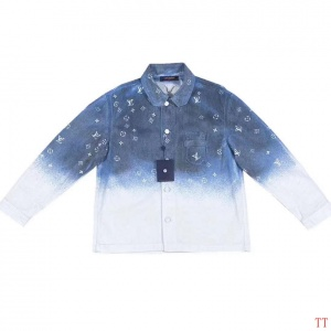 $42.00,2020 Cheap Louis Vuitton Gradient Starry Sky Shirts  # 219174