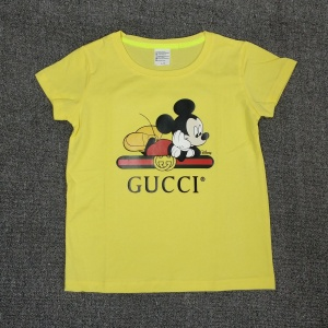$26.00,2020 Cheap Gucci Short Sleeve T Shirts For Kids # 221931