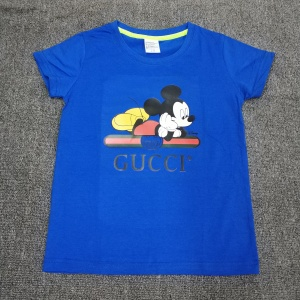 $26.00,2020 Cheap Gucci Short Sleeve T Shirts For Kids # 221935
