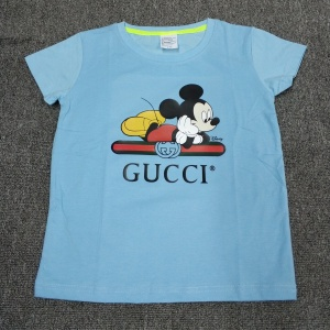 $26.00,2020 Cheap Gucci Short Sleeve T Shirts For Kids # 221936