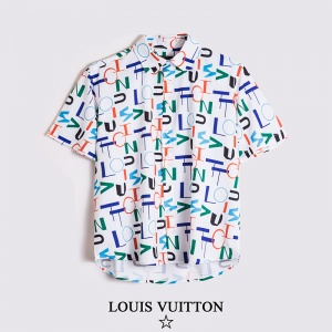 $35.00,2020 Cheap Louis Vuitton Shirts For Men # 222847