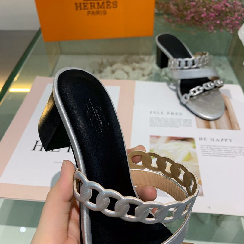 2020 Cheap Hermes Sandals For Women # 221409, cheap Hermes Sandals, only $63!