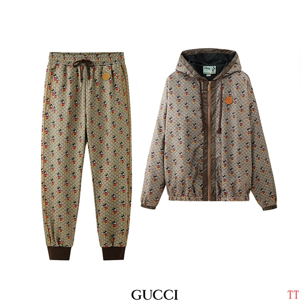 2020 Cheap Gucci Tracksuits  For Men # 222830, cheap Gucci Tracksuits, only $72!