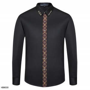 $34.00,2020 Cheap Louis Vuitton Long Sleeve Shirts For Men in 223844