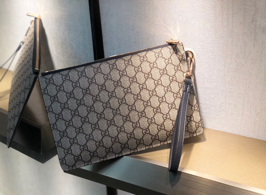 2020 Cheap Gucci Clutches For men in 225154, cheap Gucci Wallets, only $35!