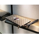 2020 Cheap Gucci Clutches For men in 225154, cheap Gucci Wallets