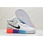 Nike Air Force One High Top Sneakers Unisex in 232678