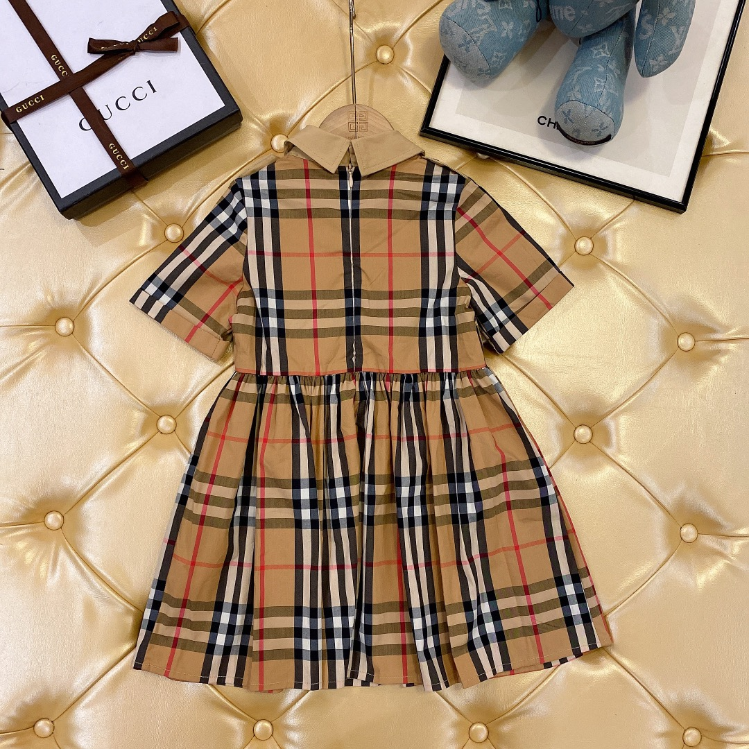2021 Burberry Dress For Kids # 236948, cheap Burberry Dresses, only $49!
