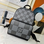 2021 AAA Quality Louis Vuitton Backpack # 236517