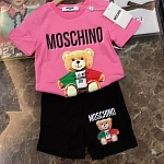 2021 Moschino Top And Track Shorts Set For Kids # 236924