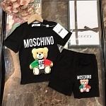 2021 Moschino Top And Track Shorts Set For Kids # 236926