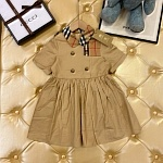 2021 Gucci Burberry Dress For Kids # 236947